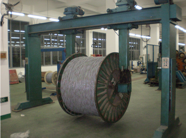 Fiber Optic Cable Sheathing Line